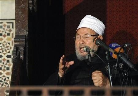 Qaradawi Quits Cairo's Al-Azhar