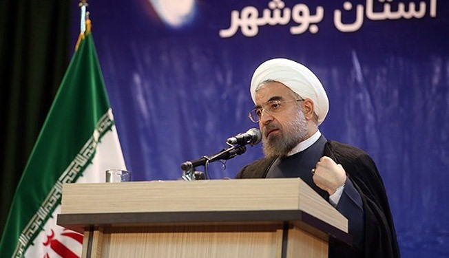 Photo of Geneva deal benefits beyond nuclear issue: Rouhani