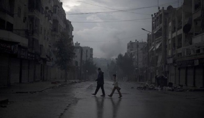 Red Cross: Syria on verge of catastrophe in winter