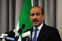 Syria opposition leader due in Russia