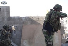 Syrian Army Continues Operations across Country