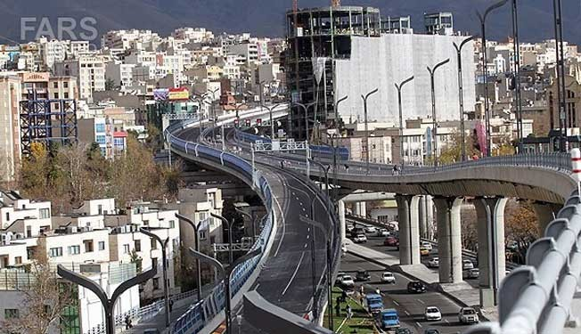 Two mega urban projects open in Tehran: video+photos
