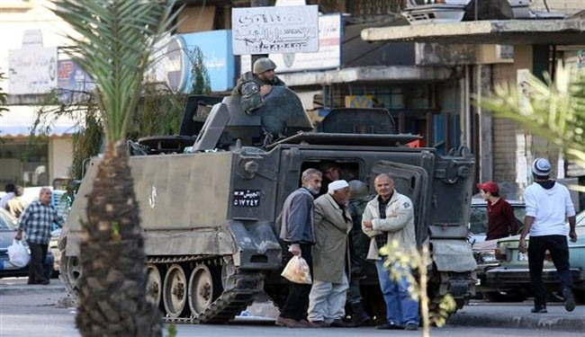 Lebanon to put Tripoli under army control: Mikati
