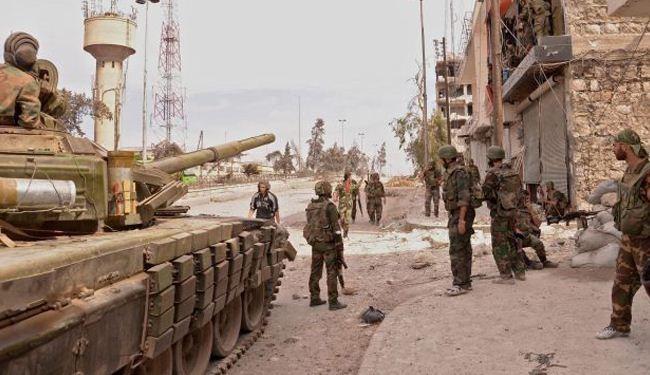 Syria army 'completely' eliminate terrorists in Deir al-Attiyah, Nabek