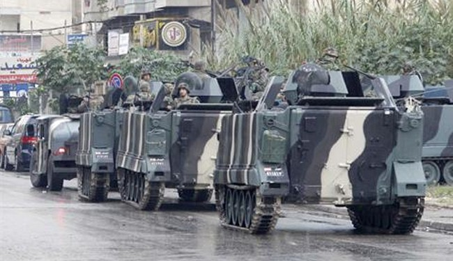 Lebanon captures 21 suspects over Tripoli clashes
