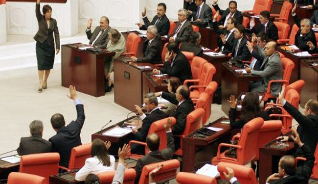 Photo of Turkey submits pro-Kurdish reforms that appearantely free the terrorists leader Ocalan to parliament