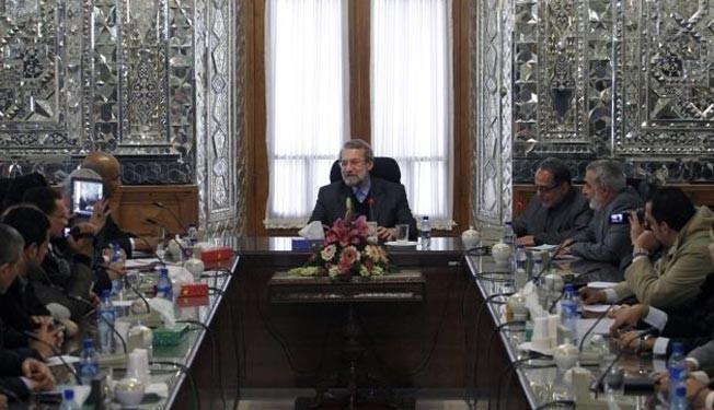 Photo of Rift among Muslims good for Israel: Larijani