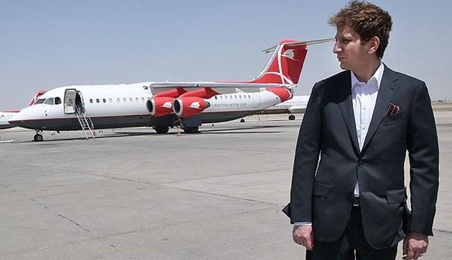 Photo of Iranian billionaire Babak Zanjani 'arrested'