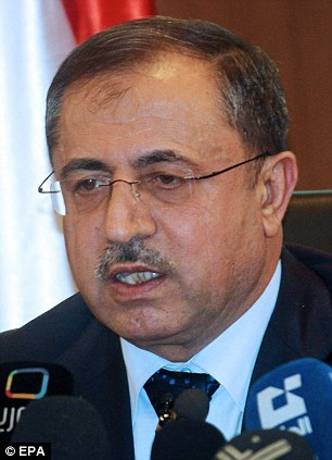 Photo of Interior Minister: We will continue to combat terrorism until security is restored