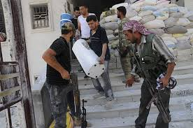 Photo of Daily Telegraph: FSA Commanders Princes of War, Theft