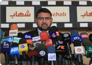 Photo of Abu Zuhri: Hamas did not and will not interfere in Egyptian affairs