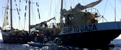 Photo of Activists on board 20 fishing boats manage to break Gaza blockade