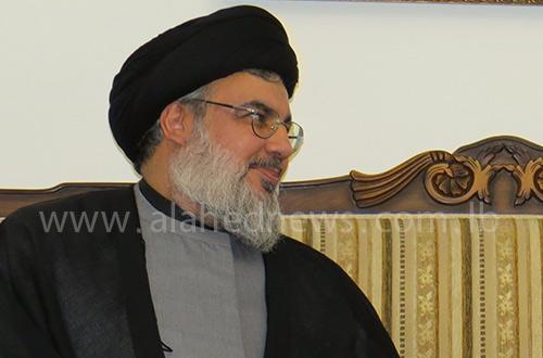 Photo of Recent 2 Photos of Sayyed Nasrallah