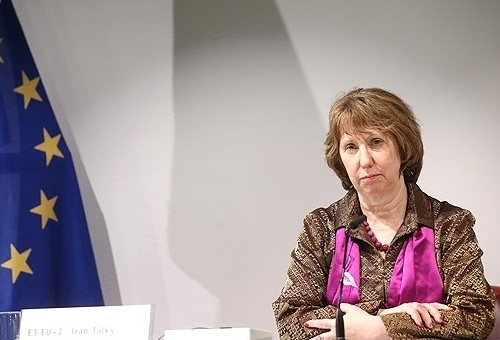 Photo of EU's Ashton Calls on Israel to Cease Settlement Building