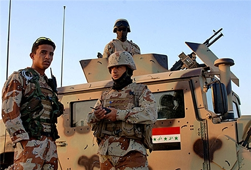 Photo of Iraqi Forces Kill 30 ISIL Militants in Ramadi Operations