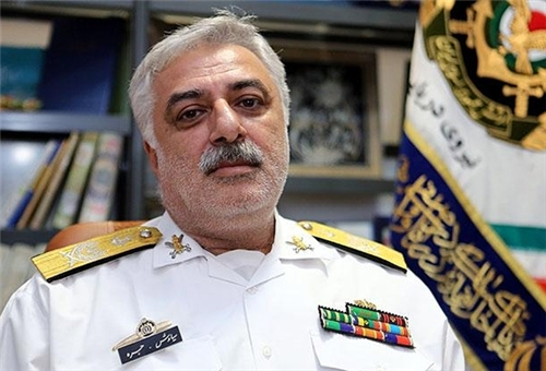 Photo of Commander: Iranian Drones Track, Record Video of US Warships in Persian Gulf