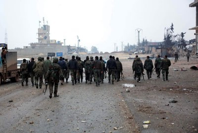 Photo of Terrorist groups smashed in several areas around country