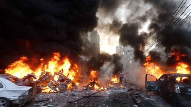 Photo of Syria condemns fatal Beirut bombing