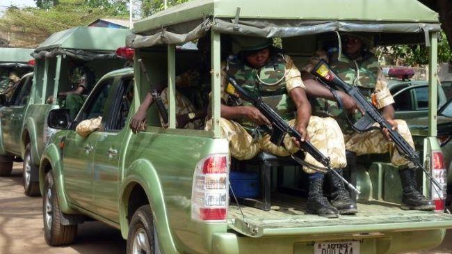 Photo of Gunmen raid central Nigerian village, kill 30