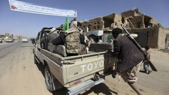 Photo of Salafi militants, Houthis reach truce