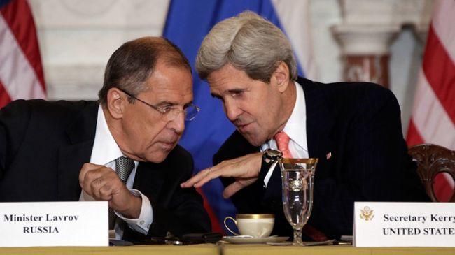 345321_John Kerry- Sergei Lavrov