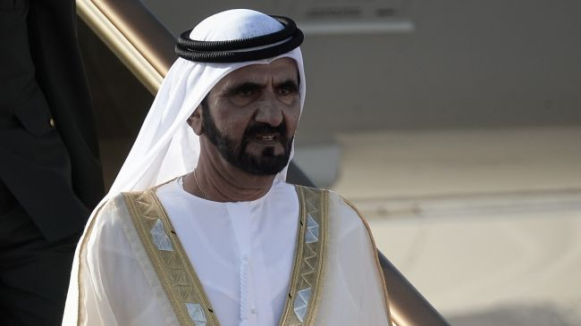 345340_Dubai-UAE- Sheikh Mohammed