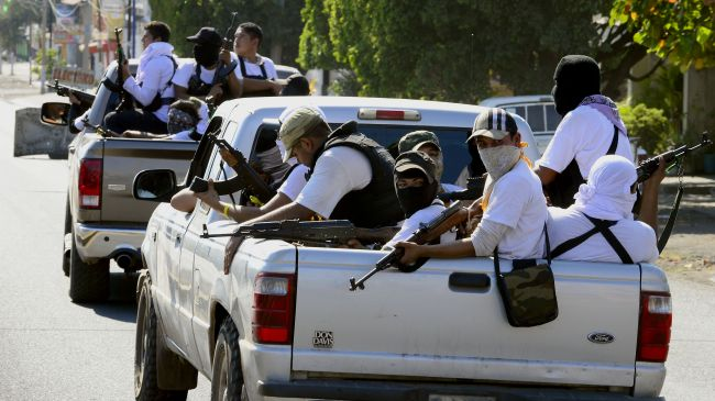 Photo of Mexican government asks vigilantes to end activities