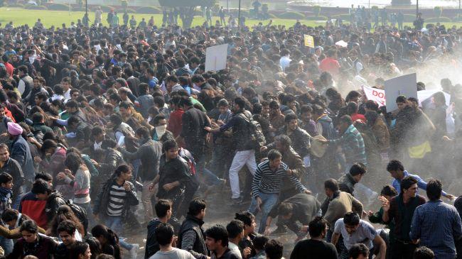 Photo of 51-year-old Danish woman gang-raped in India