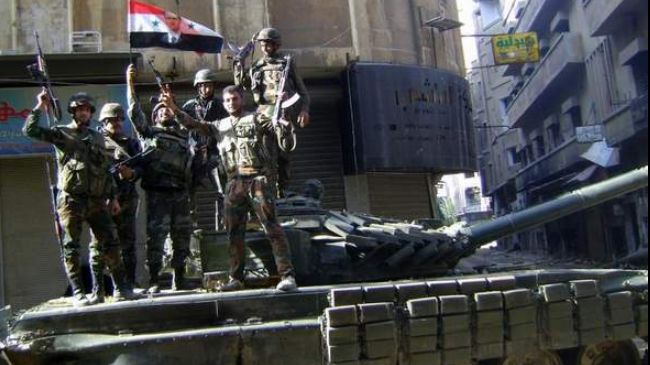 Photo of Syria army mop-up operations continue across country
