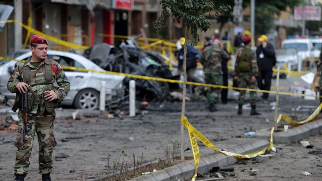 Photo of Car bomb goes off in Lebanon's Hermel, killing 4