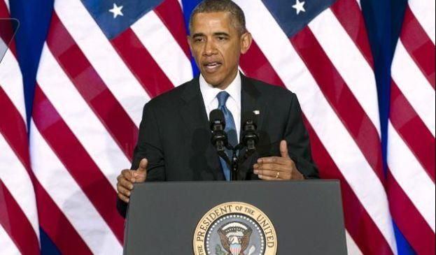 Photo of Obama: US won't apologize for NSA spying