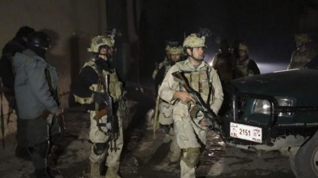 Photo of Nearly two dozen, mostly foreigners, die in Kabul attack