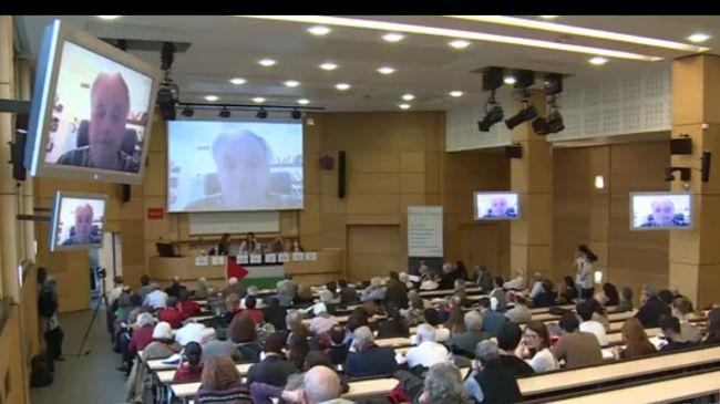 Photo of Russell Tribunal slams West over Israeli crimes
