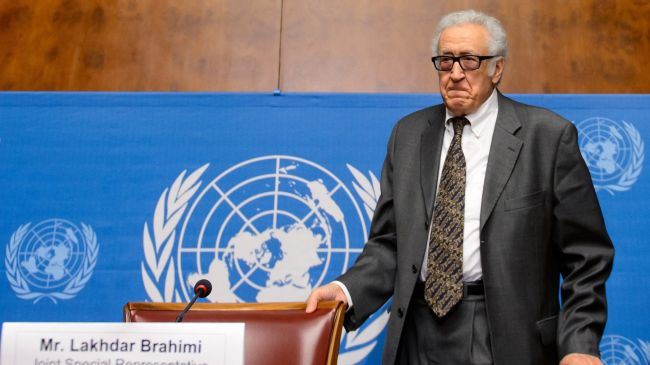 Photo of Iran's presence in Syria talks could be useful: Brahimi