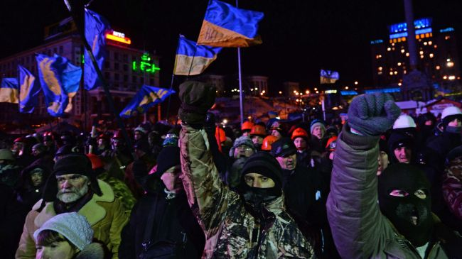 Photo of Yanukovych slams opposition for inflaming tensions