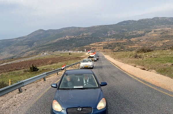 Photo of Syrians in Occupied Golan, France, Hungary express support to Syria