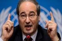 Photo of Only election can decide Assad's fate: Deputy FM