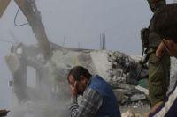 Photo of Zionists demolish Palestinians' homes