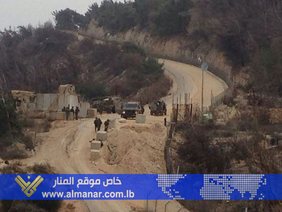 Photo of zionist Soldier Injured as Bomb Explodes near Southern Town of Adaisseh