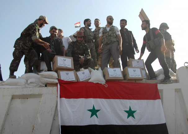 Photo of Syria: Terrorists in Barzah Surrender, Army Regains Control