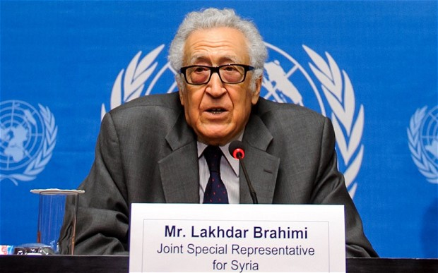 Photo of Brahimi: No Breakthrough in Syria Talks, Iran Presence Could Be Useful