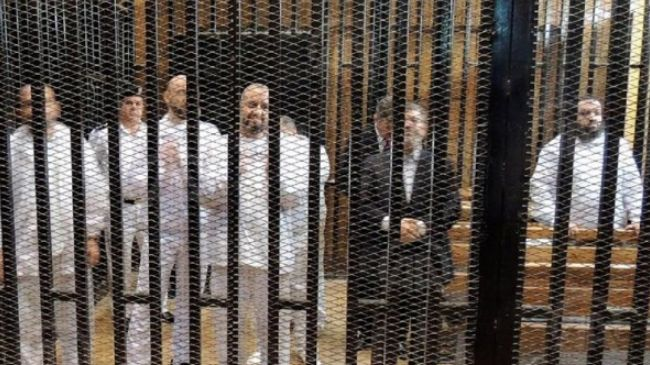 Photo of Cairo court sets Jan. 28 for Morsi's new trial