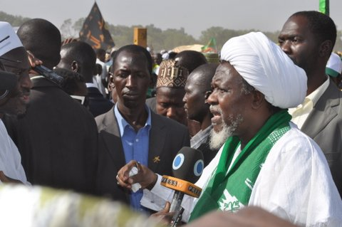 Photo of Pictures of 1435 Maulid Procession Closing II in Nigeria