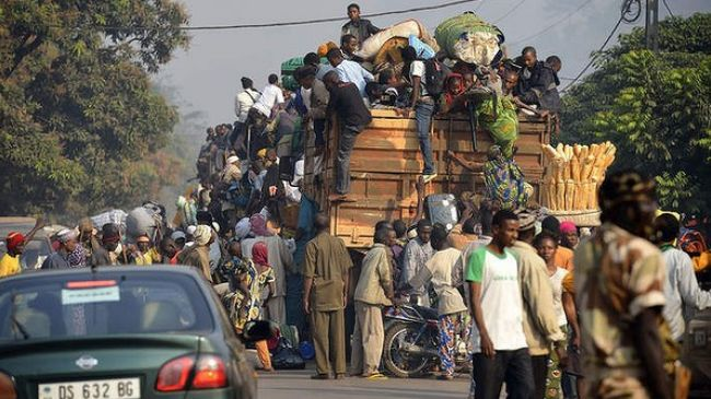 Dozens of Muslims killed in CAR
