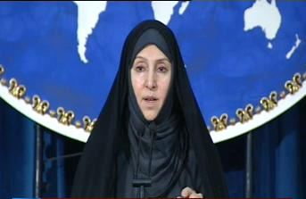 Photo of Iran's FM Spokeswoman Says Kerry's Remarks 'Undiplomatic'