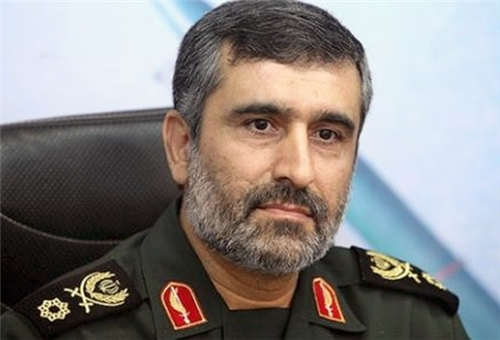 Photo of Iranian Commander: Hezbollah Able to Pin-Point Targets in Israel