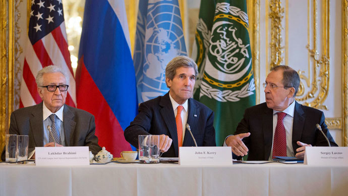 Photo of Lavrov, Kerry Discuss Ceasefire ahead of Syria Peace Conference