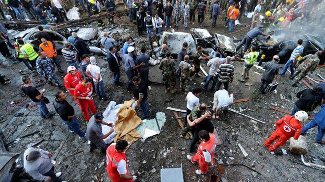 Lebanon actively pursuing Iran Embassy attacks