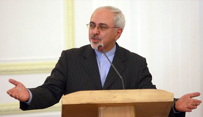 Iran FM urges action on Syria rebels chemical attack
