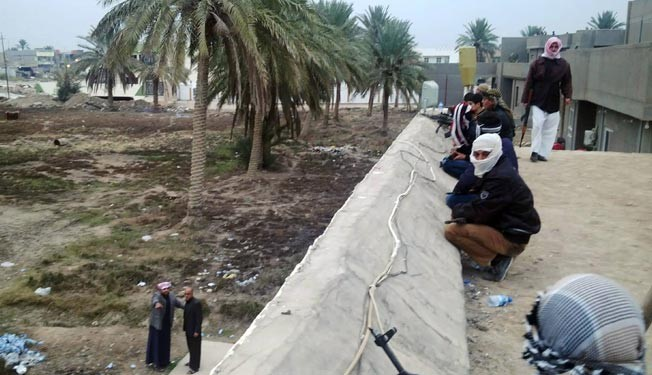 Clashes in Iraq's Ramadi enter third day
